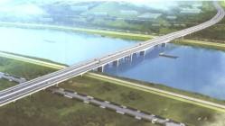 最新进展!岷江三号特大桥加快建设 主桥已完成建设30%