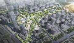 """最新消息!天府总部商务区""""人字绿廊""""景观规划和设计方案出炉"""
