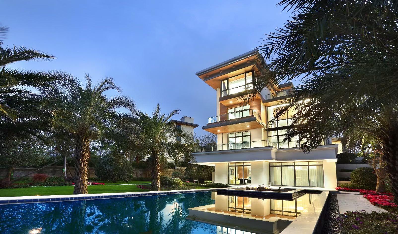 带装修7777元/㎡起,黑龙滩长岛的房子值不值得买?