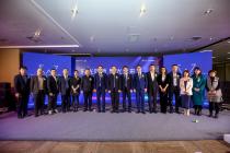 COOC中海商务沈阳5周年暨五星楼宇授牌,以跨时代远见,赋能城市发展