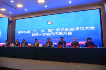 聚势立业促发展——葫芦岛市个小微联合商会成立暨第一次会员代表大会圆满召开