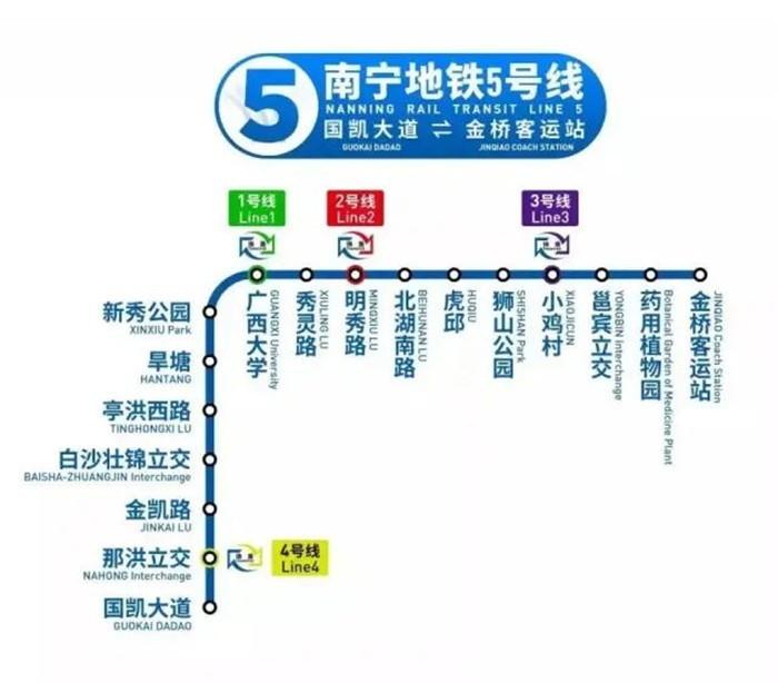 地铁进度播报:5号线全线完成热滑,3号线南延线进入勘探阶段