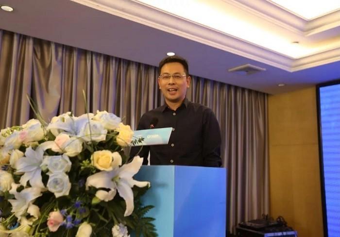 绿城服务北京公司总经理李进军先生讲话