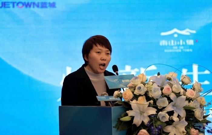 运城市住房保障和房地产服务中心 严沁峰主任