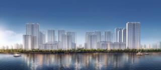 惊艳宜城的时代塔尖珍品,解读置地安庆中心江幕首排 极致瞰江G6#
