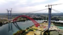 吴隆高速沙吴高速建设实现突破,建成后连接吴圩机场的高速公路增至五条