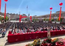 曲靖二中云师高级中学5月11日正式挂牌