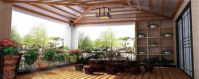 入户花园怎么设计