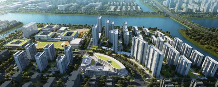 杭州湾世外旭辉城位置在哪?