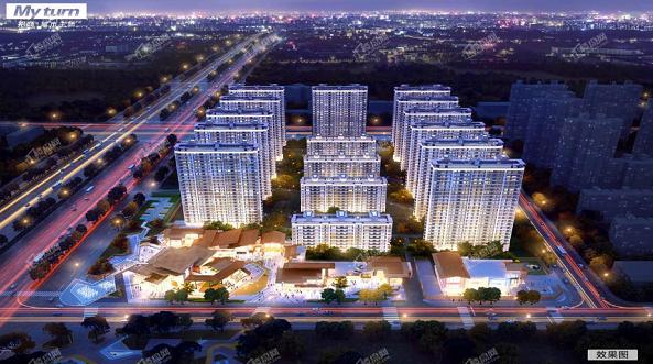 招商城市主场项目DK-3(一期) 3#、4#、12#、15#、16#、18#、19#、20#、21# 楼住房销售公告