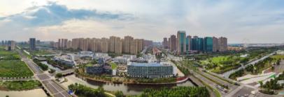 杭州湾新区外国语学校旁世外旭辉城首期仅需35万起