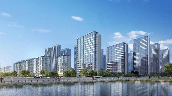 红盘上新,燃爆前湾!杭州湾海泉湾3期加推,住宅面积88-131平方,涵盖高层,洋房,一线江景房!