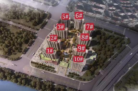 12699元/㎡起!泉州市區紅盤最后272套住宅獲批預售
