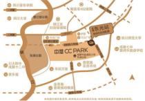 中港CCPARK公寓位置在哪里?