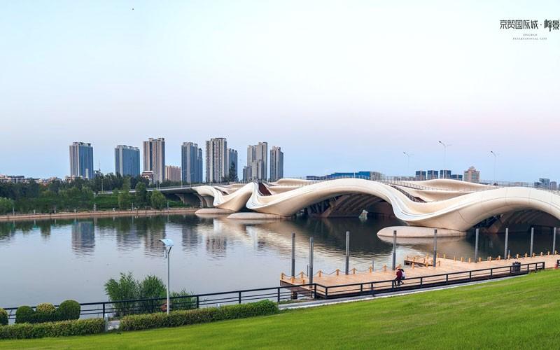 京贸国际城的房子是否具有投资价值?小区周边有哪些配套设施?