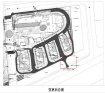 融悦湾商业中心(苏地2017-WG-38号地块三综合体项目)规划变更批前公示