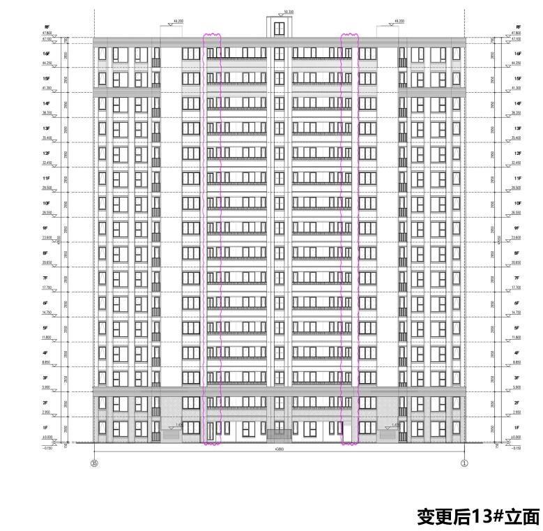 苏地2020-WG-59号地块项目(锦绣雅著花苑)规划变更许可批后公布(图2)