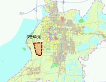 吴江松陵城区6号单元(松陵大道以西、东太湖大道以南)控制性详细规划