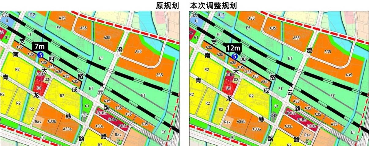 苏州高铁新城南片区基本单元控制性详细规划调整(图2)