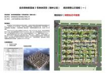 安庆绿地新里城3号地块项目(翰林公馆) 规划调整公示通告