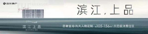 宜龙·滨江上品:时代更迭!安庆中央商务区,崛起的新城芯