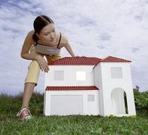 女子买房万事足:他是靠不住的 房是跑不掉的
