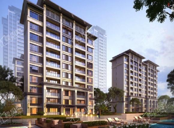 蓝光·雍锦湾5月26日示范区即将开放 建面约98-143㎡高层待售