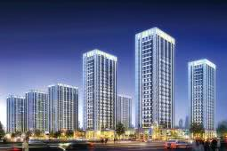 首尔甜城方立方户型图_燕郊买房最新政策