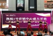 凯悦1号家居城市广场营销中心盛大开放,产权商铺火爆发售