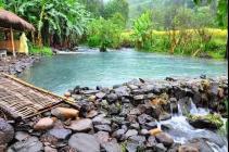 在山野间,体验一生必去的火山温泉