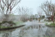 融创海映兰屿示范区盛大开放 锣鼓喧天人潮如织