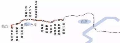 杭州地铁16号线来了
