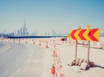 注意!9月22日-30日 解放北路将实施交通导改