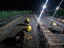 夜间施工噪音很困扰 建设单位将对周边居民进行补偿