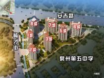 14日启动认筹!城东水墨芳林首推232套住宅!均价17617元/㎡!