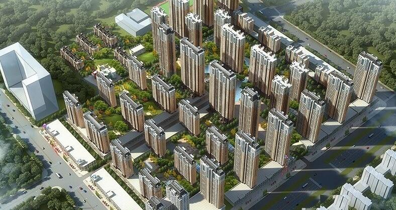 沈阳房产销售创历史新高 突破1600万平