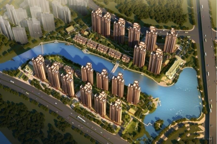 买房看地段 晋江沿湖住宅在售享惬意生活