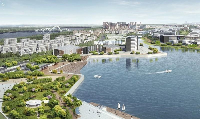 4项目签约落户辽宁新区 投资额上百亿