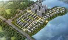"""绍兴这个小区用建筑、景观、水系打造""""漂浮鉴湖"""""""