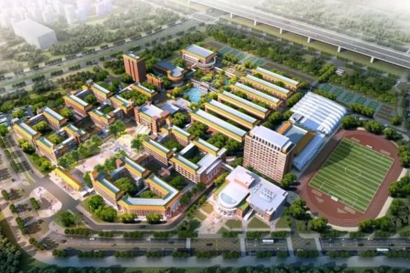 潜力无限!广州外国语学校扩建预计2021年完工 教育资源大爆发