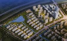 扬州绿地健康城湖畔7层洋房,虽在繁华中,尤如桃源里。
