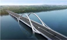 好消息!停工两年的北海冯家江大桥复工建设啦!