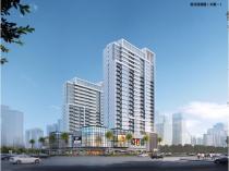 """广东路上商住项目""""正佳滨海商业大厦""""规划及建筑设计方案批前公示!"""