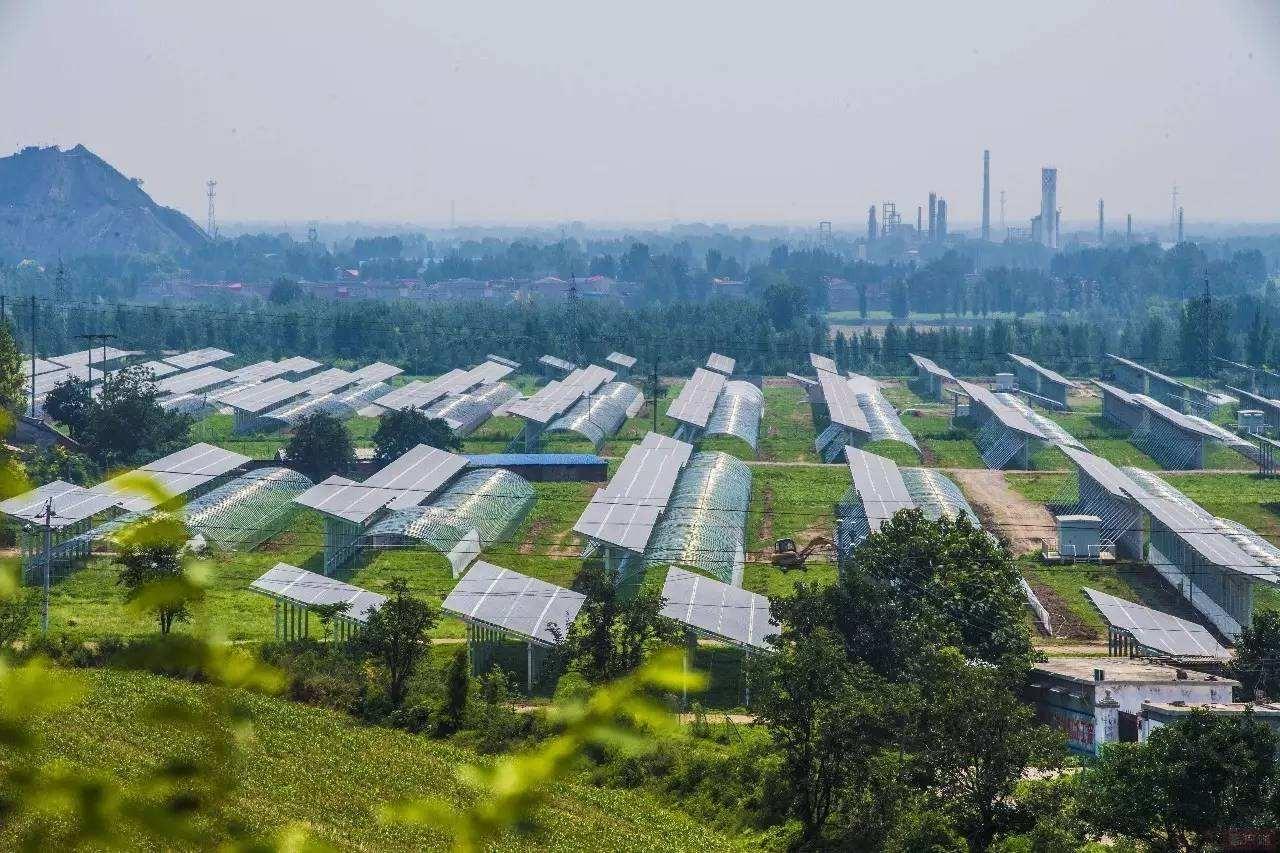 中央加快设施农业用地新政策的落实,各地纷响应