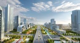 江北新区规划稳步推进_124个公交站台改造完成