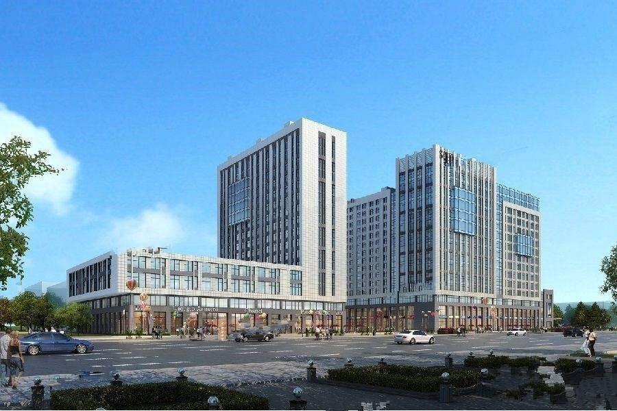 通州台湖公租房项目加速复工,预计明年下半年完成全部实体工程