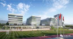 北海的学生有福了!北海·新鸥鹏教育产业城项目预计明年秋季开学!