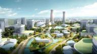 """欧美同学会携手西安高新区 中西部首个""""海归小镇""""正式启动建设"""