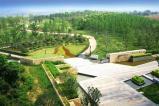 曲江大华社区公园和曲江花影公园正在加紧建设中