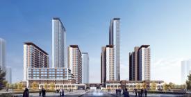 保利星宸在售K3地块的3A、6号楼,建面约95-125平非毛坯三房
